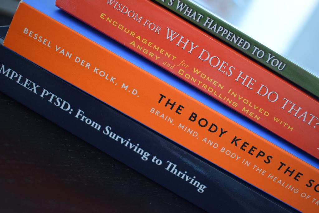 Recommandations de lecture : C-PTSD