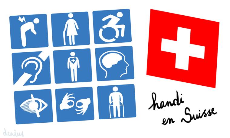 Être handi en Suisse — témoignage de Léo