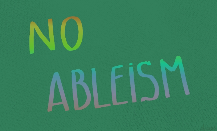Les principes antivalidistes à la carte